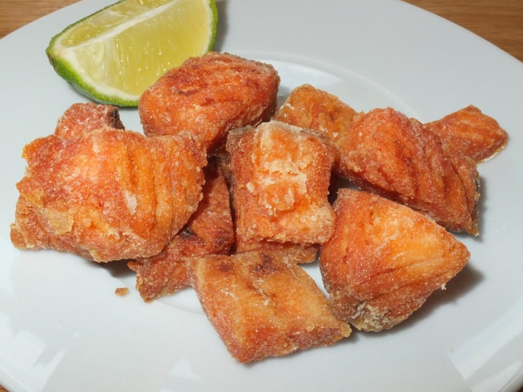 Fishnuggets